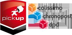 Relais Pickup, Colissimo, Chronopost, Dpd